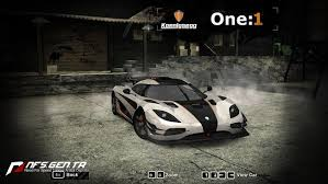 koenigsegg one 1 koenigsegg one 1 need for speed most wanted skin mods