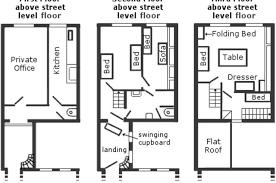 floor plan of the secret annex anne frank secret annex floor plan city story pinterest anne