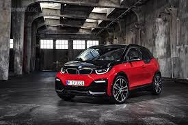 bmw world premiere the first ever bmw i3s an even sportier ev