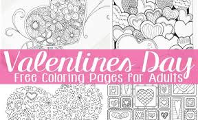 easy peasy coloring page valentines day coloring pages for adults free valentines day