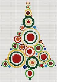 108 best cross stitch christmas trees images on pinterest