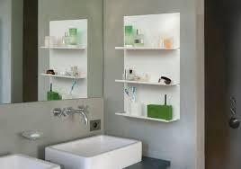 Shelving Bathroom by Set Of 4 Bathroom Shelves