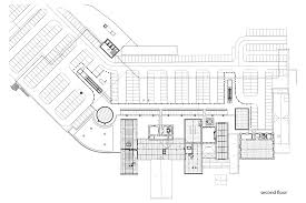 shopping center floor plan gallery of shopping center pivovar děčín studio acht 16