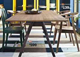 stockholm natural finish dining table favorites from the ikea 2014 catalog southern shenanigans