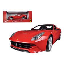 f12 model f12 berlinetta 1 18 diecast car model by hotwheels