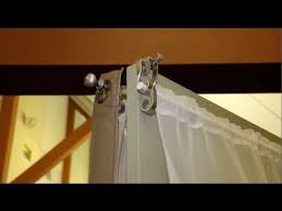 Putting Curtain Rods Up The Easiest Way To Hang Curtains New Invention The Curtain