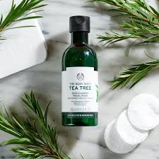 Tree Amazon Com The Body Shop Tea Tree Skin Clearing Wash Made