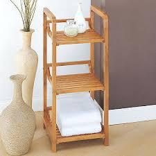 croydex compact 3 tier plastic bathroom shelving unit wall shelves