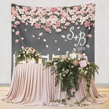 wedding backdrop decorations paper flower backdrop decoration paper flower wedding decor