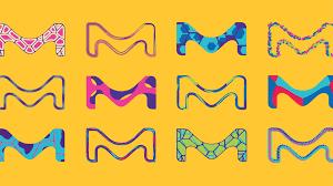 pattern brand logo brand new new logo and identity for merck kgaa darmstadt germany