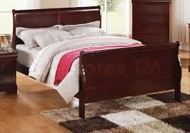 Louis Philippe Sleigh Bed Modern Beds Of All Sizes Modern Storage U0026 Platform Beds Modern