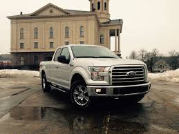ford f150 supercab xlt on the road review ford f 150 xlt supercab 4x4 the ellsworth