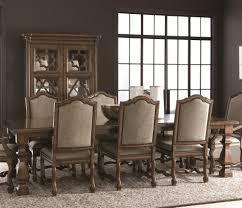 Vintage Bernhardt Dining Room Furniture by Bernhardt Montebella Dining Table With Stacked Feet Baer U0027s