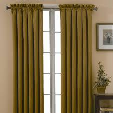 yellow and white curtains robert allen asami honeysuckle drapes