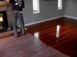 stain hardwood floors plain on floor for how to stain wood floors