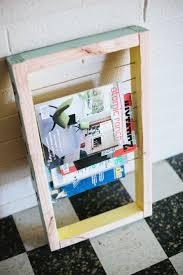 125 best magazine rack images on pinterest magazine racks
