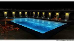 night pool by diemdo shiruhane on deviantart