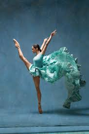 ballerina recreates edgar degas painting misty copeland nyc