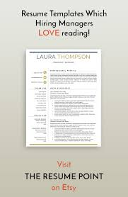 Best Resume Template Professional by 28 Best Resume Templates Images On Pinterest Cv Template