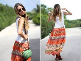 moda boho moda estilo boho chic buscar con vestidos ropa