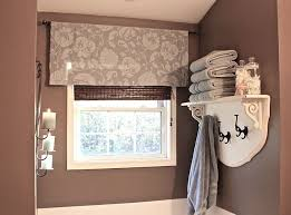 Bathroom Window Treatment Ideas Colors Best 25 Bathroom Valance Ideas Ideas On Pinterest Valance
