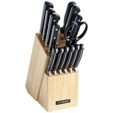 emeril 15 piece stainless knife set cuisinart 15 piece forged