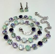 crystal necklace designs images 344 best handmade swarovski crystal jewelry images jpg