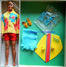 my vintage barbies blog barbie of the month malibu ken surf u0027s up