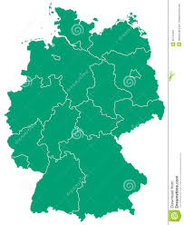 Maps Germany by Map Of Germany Stock Image Image 35734491