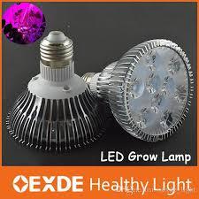 Grow Light Bulb Led Grow Light Bulb E27 Replacement 600 Watt Grow Panel For Plants