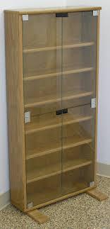 oak finish storage cabinet cd and dvd storage cabinet with doors oak finish best cabinets
