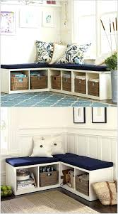 kitchen corner bench seating clever corner storage ideas for your