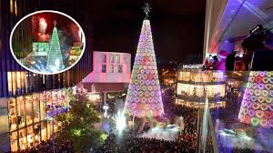 this is when liverpool one u0027s christmas light switch on is