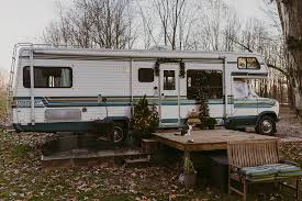 renovated rv the motorhome memoirs living intentionally in a renovated