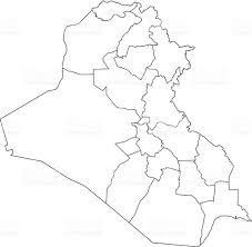 iraq map vector iraq map outline iraq country map outline iraq map outline