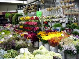 whole sale flowers flower market downtown los angeles walking tour usc and