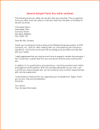 interview thank you email sample 42174026 png letter template word