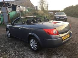 megane renault convertible 2006 renault megane convertible in vgcondition only 72000 miles