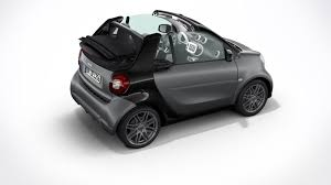 smart car brabus brings sporty touches back to 2017 smart fortwo roadshow