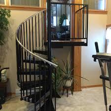 spiral staircases heck u0027s metal works
