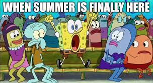 Memes Of Spongebob - just some spongebob meme for summer by rushingtsunami2004 on