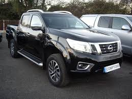 nissan navara for sale used 2017 nissan navara 2 3dci techna leather auto with nav for