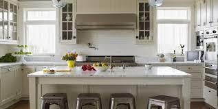 modern kitchen backsplash tile wall mounted range white gas range light blue glass kitchen