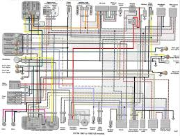 fzr 1000 wiring diagram on fzr images free download wiring