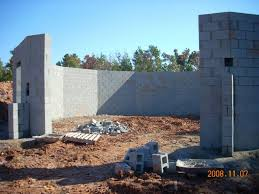 Backyard  Best Ideas About Basement Walls - Concrete wall design example