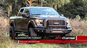 Ford F150 Truck Bumpers - road armor stealth front bumper product review at autocustoms com