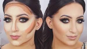 Makeup Contour contour and highlight pro make up tutorial samways