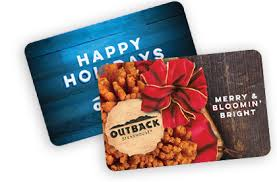 how much are gift cards restaurant gift cards outback steakhouse