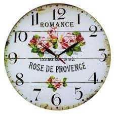 home decoration vintage style shabby chic mdf rose de provence