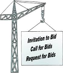 to bid invitation to bid batzer construction inc